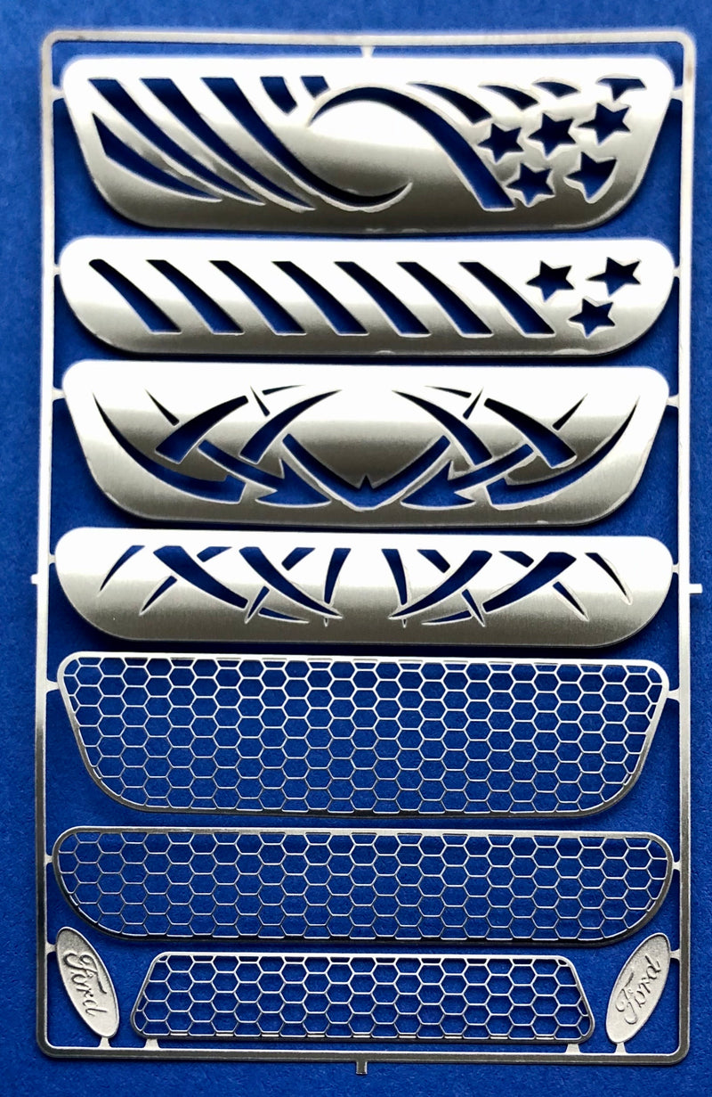 DM-2575 Ford F-150 Grille