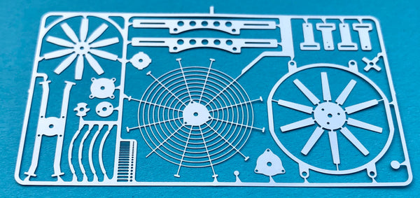 DM-2390 Electric Fan Kit