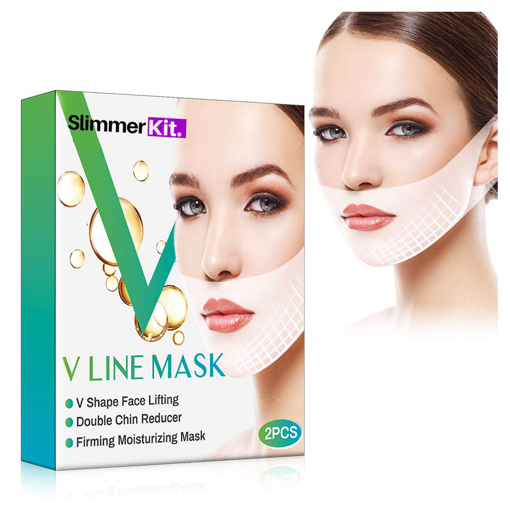 The Slimmer Kit™ - V Shaped Slimming Face Mask