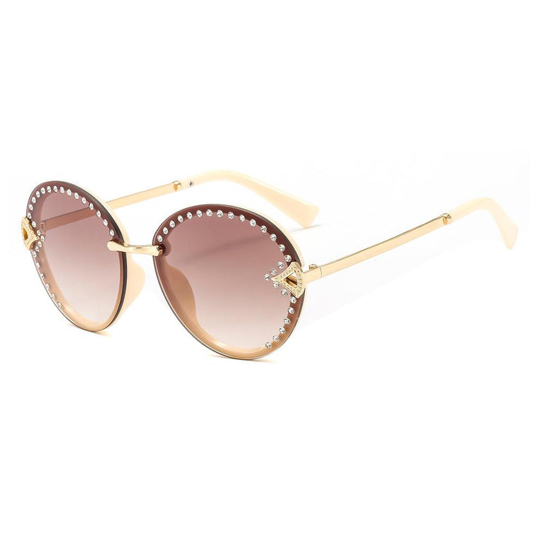 Shiny Starlet Sunglasses