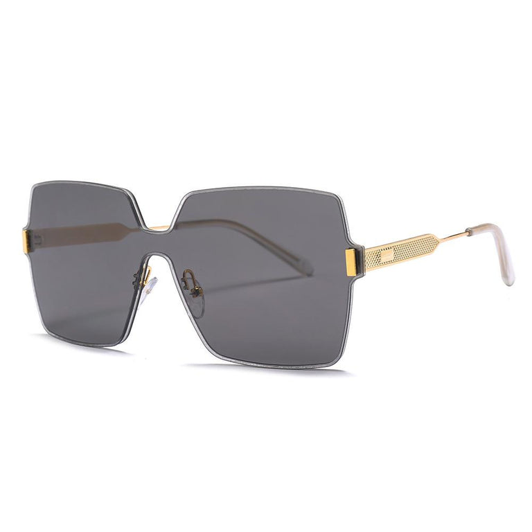 Loana Rimless Sunglasses