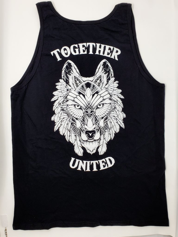Together United Unisex Tank