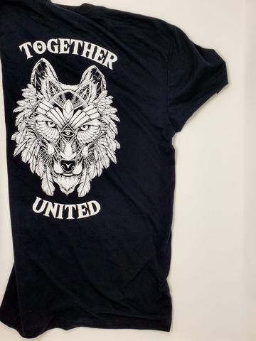 Together United Uni-sex Tee