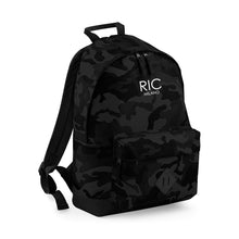 Load image into Gallery viewer, RIC MILANO EMBROIDERED Backpack Camo