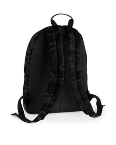 RIC MILANO EMBROIDERED Backpack Camo