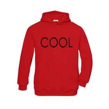 Load image into Gallery viewer, COOL PRINTED Hoodie Red