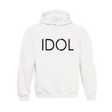 Load image into Gallery viewer, IDOL PRINTED Hoodie White