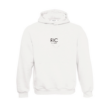 Load image into Gallery viewer, RIC MILANO EMBROIDERED Hoodie White