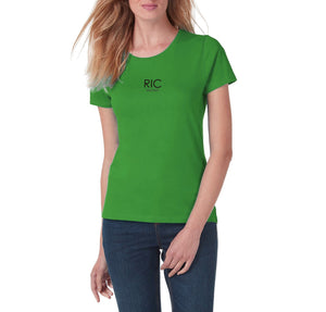 RIC MILANO PRINTED T-shirt Green
