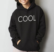 Load image into Gallery viewer, COOL PRINTED Hoodie Black