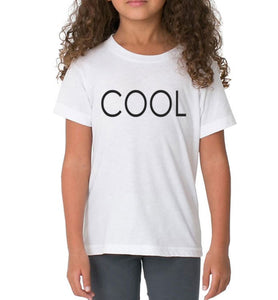 COOL PRINTED T-shirt White