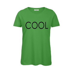COOL PRINTED T-shirt Green