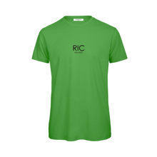 Load image into Gallery viewer, RIC MILANO PRINTED T-shirt Green