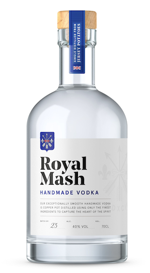 Royal Mash Ultra Premium Vodka - 20CL