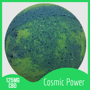 CBD Bath Bomb 125MG