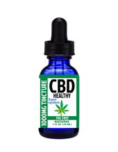 Load image into Gallery viewer, THC FREE CBD Tincture 1000MG