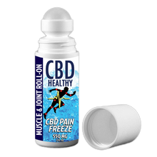 Load image into Gallery viewer, CBD Pain Freeze 550MG