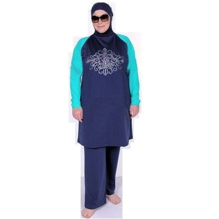 burkini plus size code 01