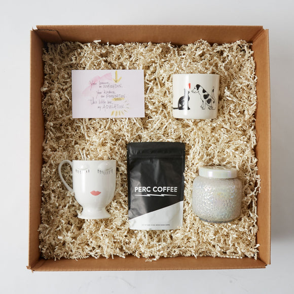 support a healthcare hero gift box