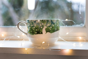 E+E Snowtime Mug (set of 2)