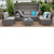 Bora Bora - 4 piece lounge set with canopy