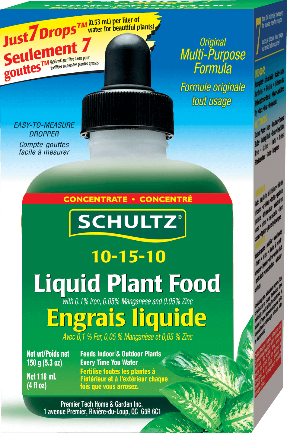 All Purpose Liquid Plant Food 150gm