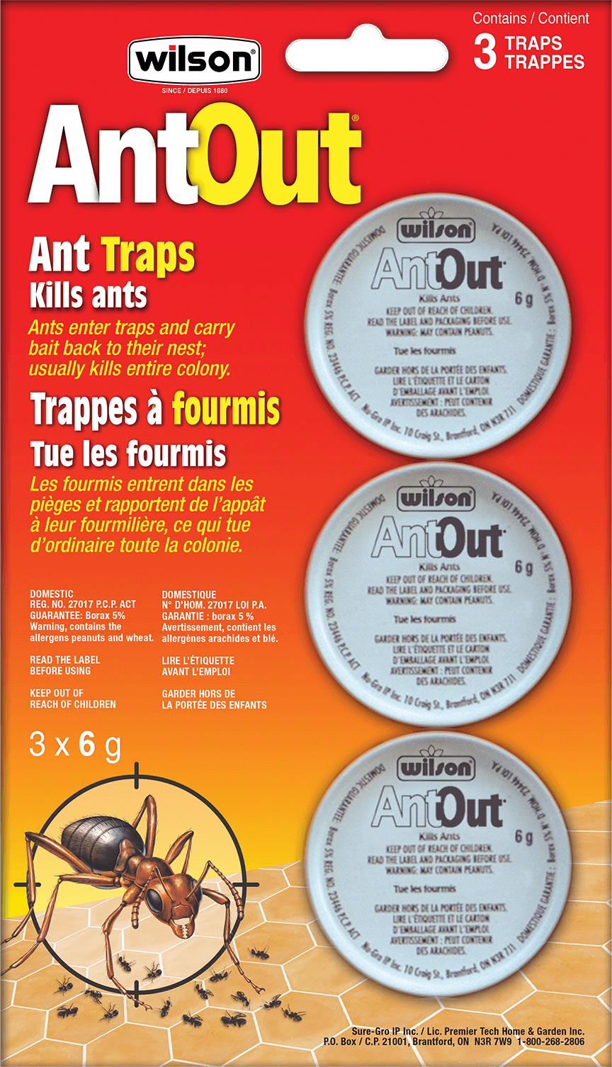 Wilson Ant Traps 3 Pack