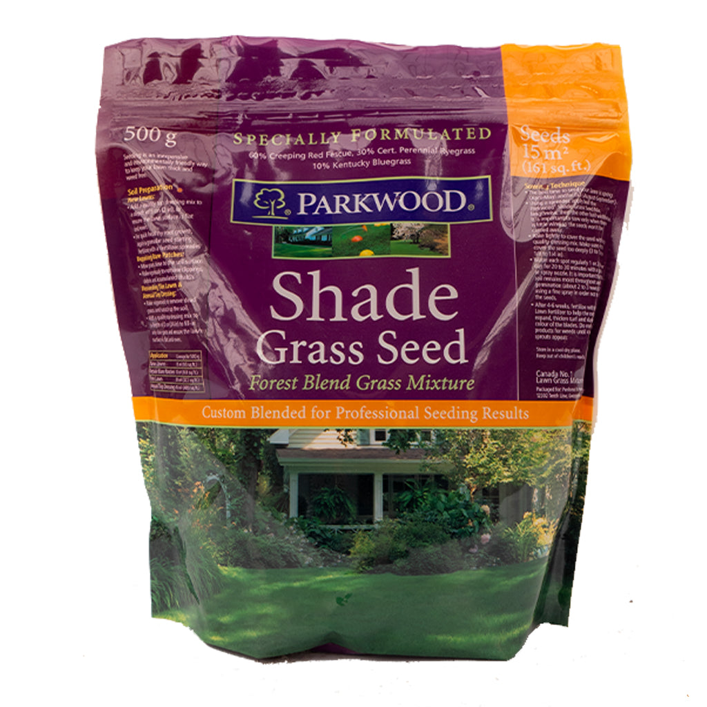 Parkwood® Shade Grass Seed 500g