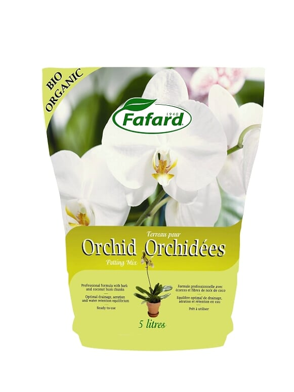 Fafard® Orchid Potting Mix 5L