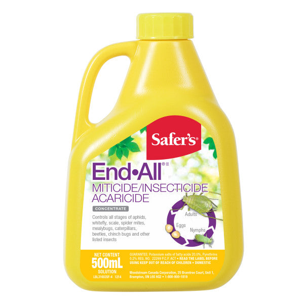 End-All Miticide-Insecticide-Acaricide 500mL