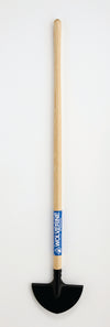 Wolverine Edger Half Moon Wood Handle 48""