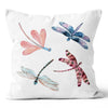 Urban Oasis Dragon Flies Passion Cushion