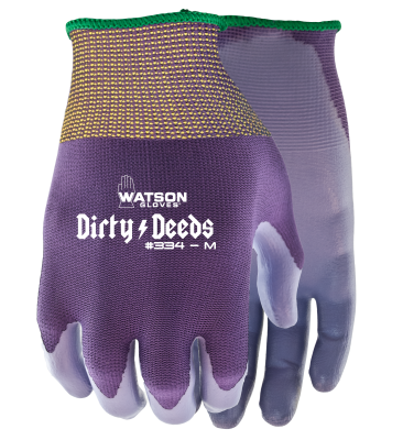 Dirty Deeds Ladies Glove Small