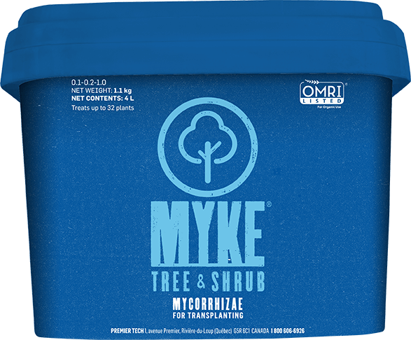 Myke For Trees & Shrubs 4L