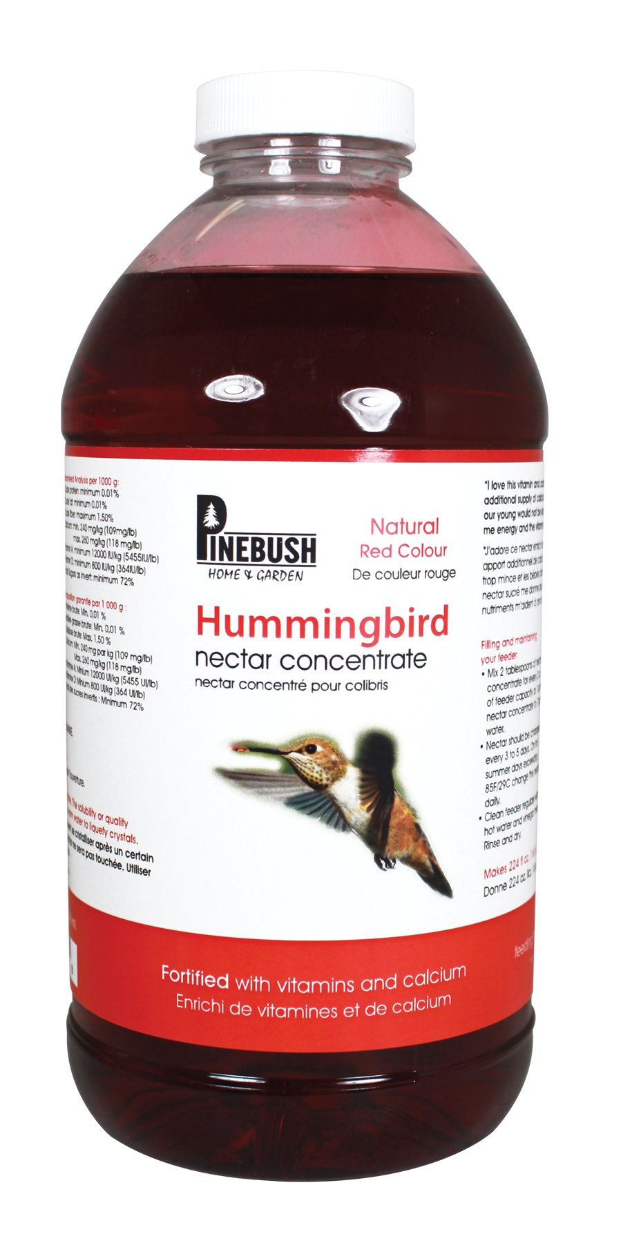Hummingbird Nectar Concentrated