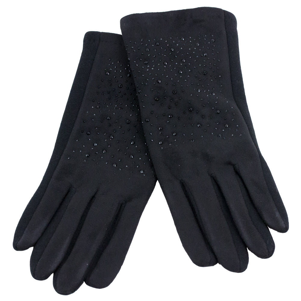 Gloves Ladies Embellished