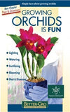 Growing Orchids is Fun book
