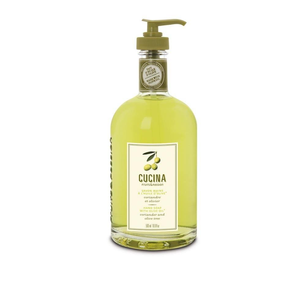 Fruits & Passion Hand Soap Coriander & Olive Tree