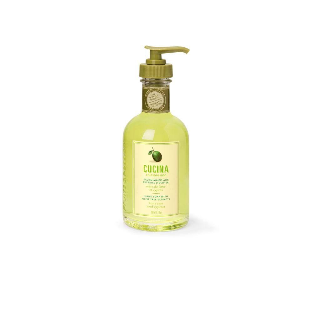 Fruits & Passion Hand Soap Lime Zest & Cypress