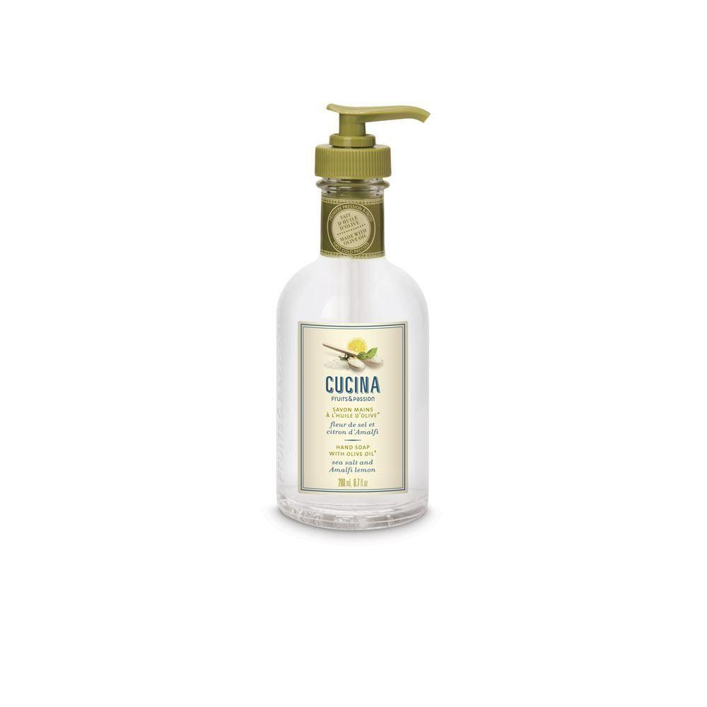 Fruits & Passion Hand Soap Sea Salt & Amalfi Lemon
