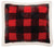 Lumberjack Plaid (RED) Pillow