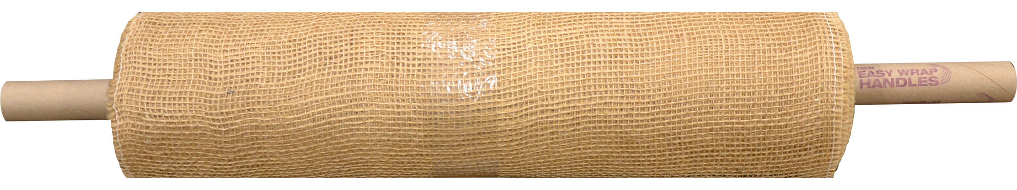 "Burlap on a Roll with Handles - 20"" x 50'"