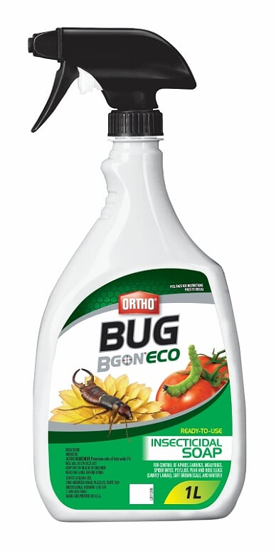 Ortho Bug B Gon Eco Insecticidal Soap 1L Ready to Use
