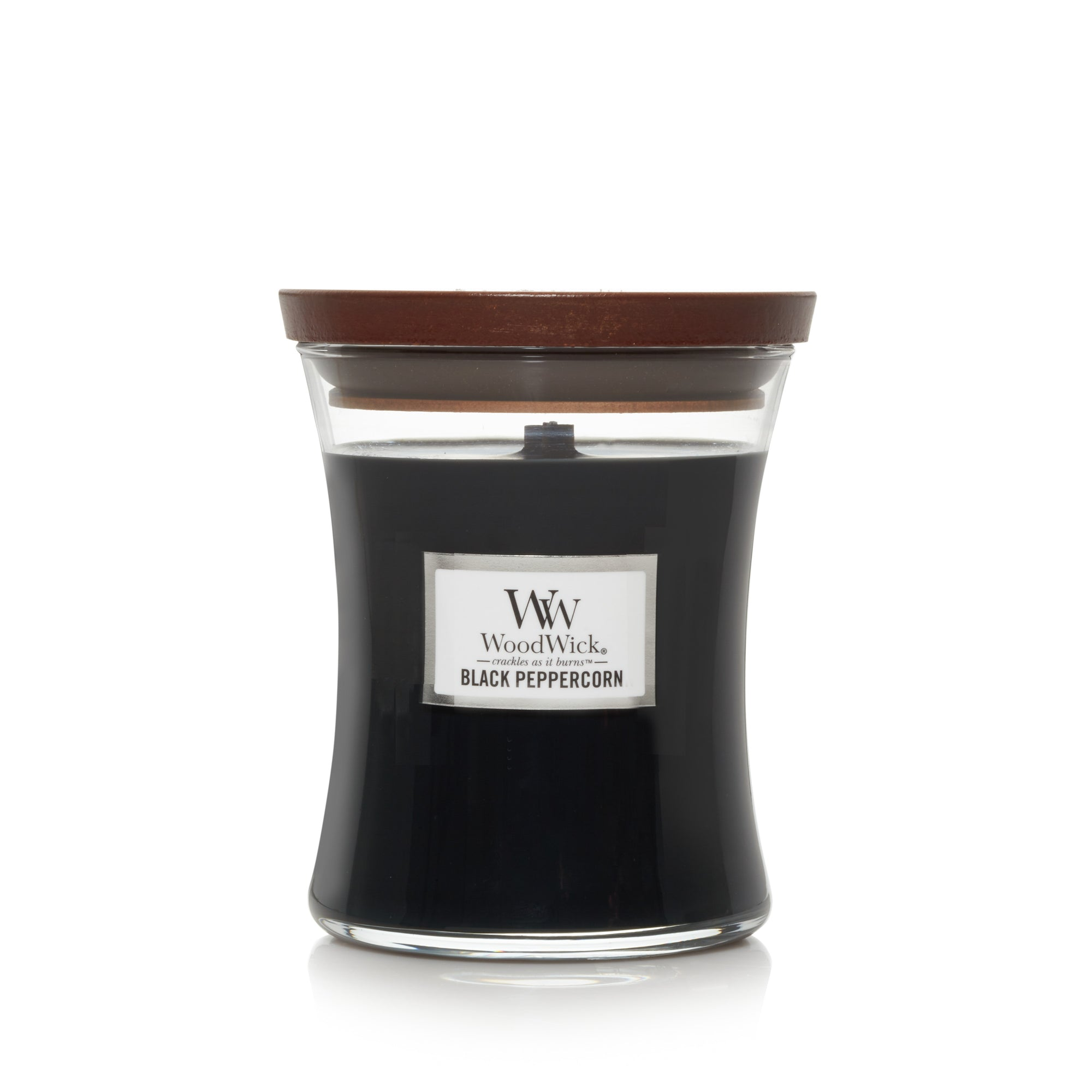 Black Peppercorn 10oz WoodWick® Candle