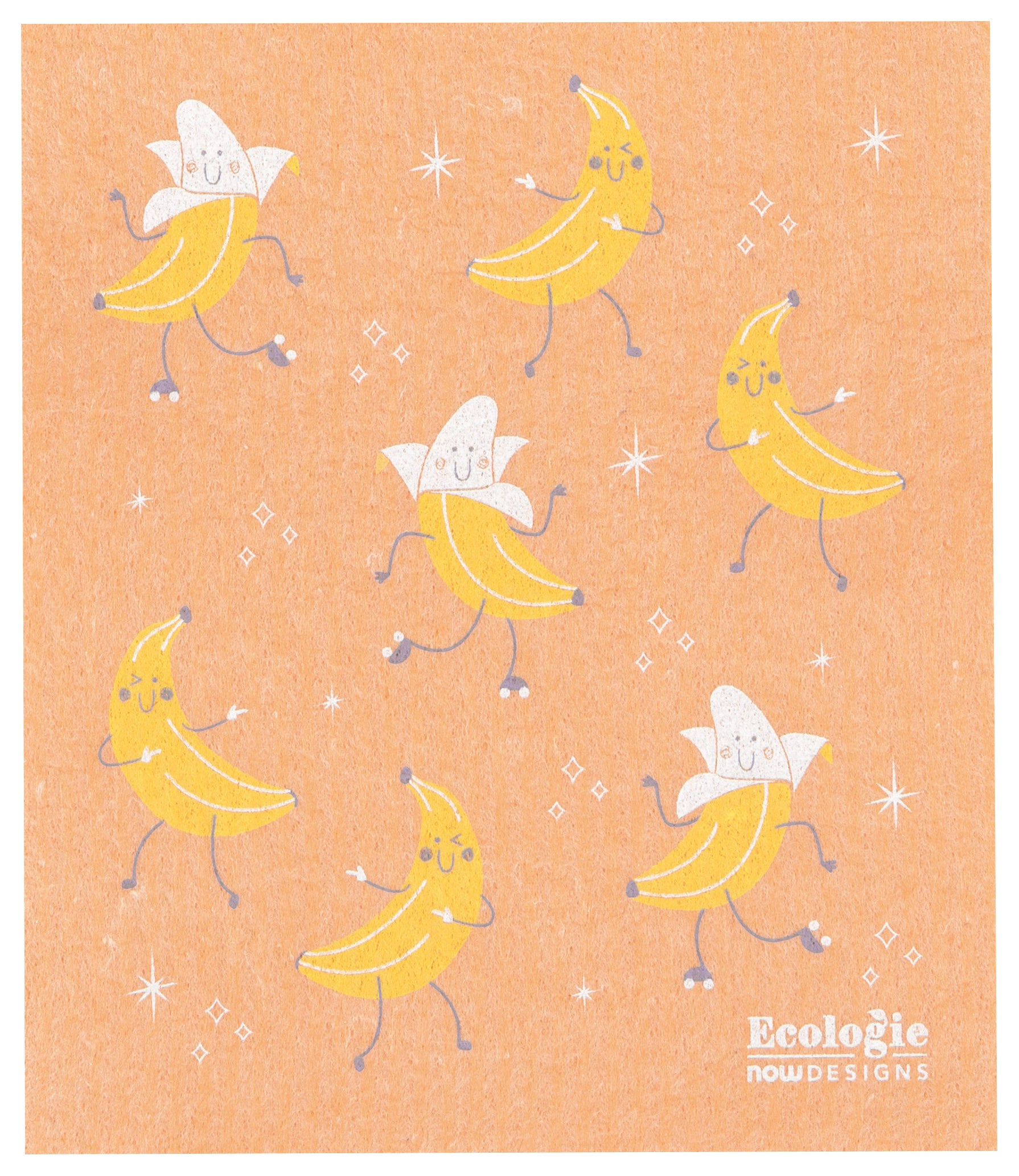 Cheeky Banana Swedish Dish Cloth