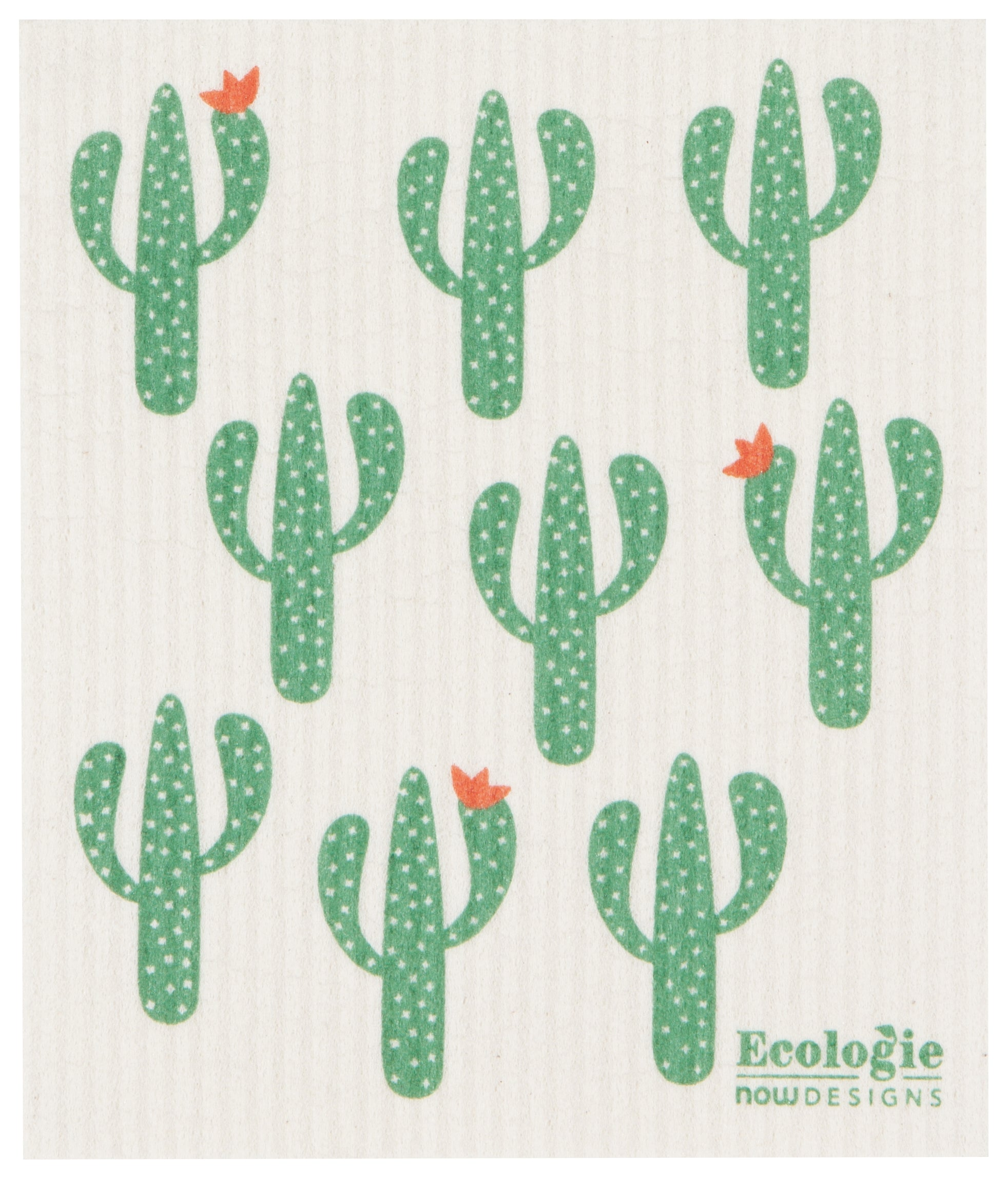 Cacti Swedish Dish Cloth