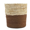 Rachel Round Light Brown Basket - x-large