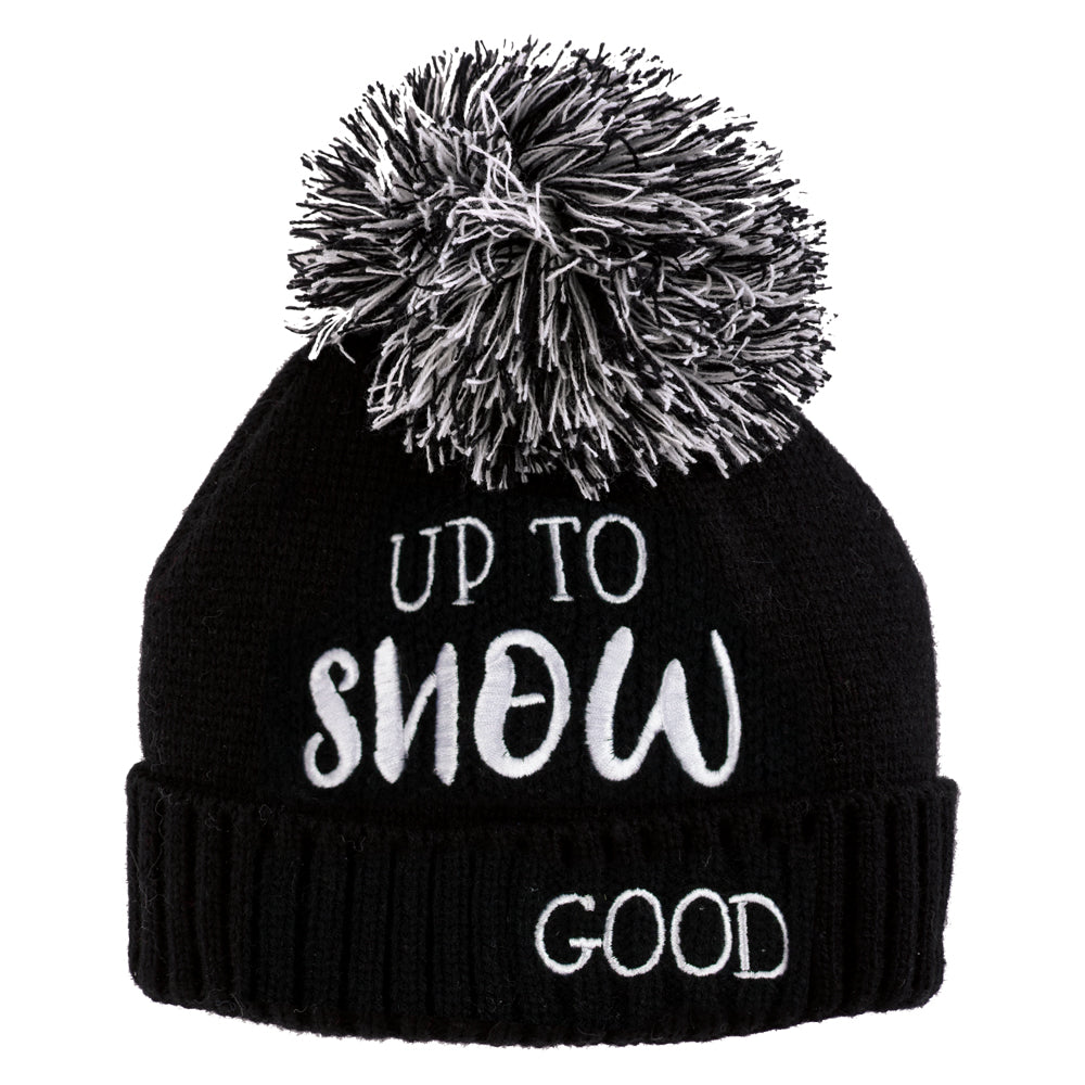 Toque Up To Snow Good