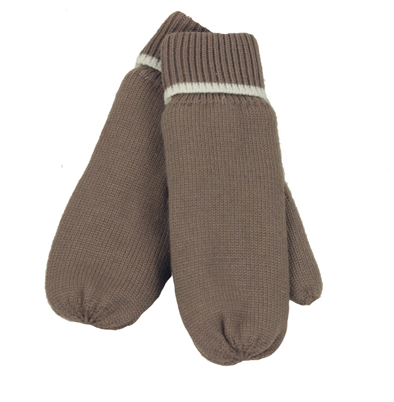 Mittens Ladies Taupe