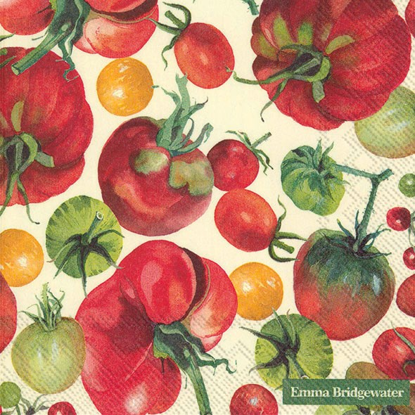 Tomatoes - Lunch Napkin